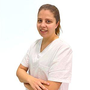 Endodoncista Amaia Vargas
